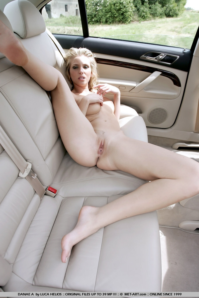 Nude girl in backseat of car reply))) You